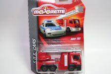 Majorette 212057181 - S.O.S. Cars - Man Tgs - Feuerwehr Leiterwagen - Neu
