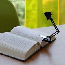 Kikkerland Slim Book Light NEU/OVP Leselampe Reading Light Bookmark Lesezeichen