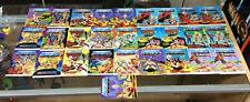 Vintage Mattel Masters Of The Universe MOTU Mini Comic Lot Of 28 Many Duplicates