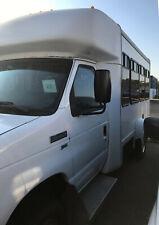 Ford E-Series Van Shuttle Bus ● Fleet 410 ●  2009 Ford E350 Starcraft