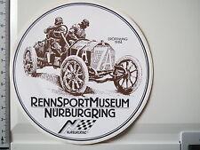 Aufkleber Sticker Rennsportmuseum Nürburgring - Eröffnung 1984 - Racing (M1138)