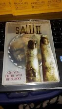 LOT OF 2 SAW HORROR DVD'S SAW II, SAW III Scary Movies