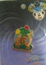 Disney Pin Journey Through Time Classic Meets Disney Tigger 2003 LE 1500