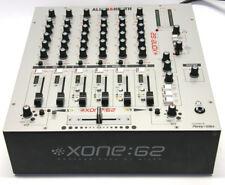 Allen & Heath Xone:62 Pro 6 Channel DJ Mixer - Xone62 Xone 62 SILVER