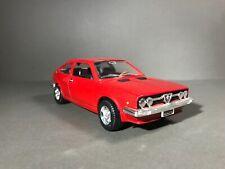 Mebetoys Alfa Romeo Alfasud Sprint, automodello scala 1:24 - 1:25, vintage