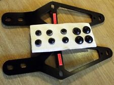 Hardtop side mounting bracket kit, Mazda MX-5, hard top bolts & brackets, MX5