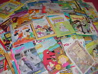 Lot of 25 Learn to Read Mixed K-5 Kids Children Mix Set Books *** FREE SHIPPING