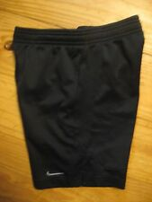 ~ Nike~ Dri-Fit Black w'White Check Gym/Athletic Shorts with Pockets ,Size 6