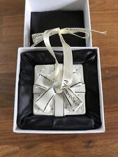 Pandora Porcelain Gift Box Christmas Ornament 2016 Limited Edition - NIB