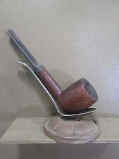Dr. Plumb Flat Grip 9436 French Smoking Pipe #1009