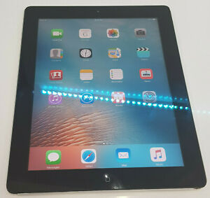 """Apple iPad Generation 2 A1395 16GB Wifi 9.7"""" 0.7MP 512MB/ Working/Dent corners"""