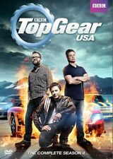 Top Gear USA: Season Four [New DVD] Boxed Set