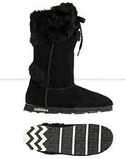adidas G52655 usa size 5,5 women suede black winter snow Boots 36.5 uk 4