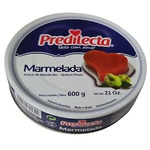 DULCE DE MEMBRILLO - QUINCE JAM - MERMELADA - PREDILECTA 600G