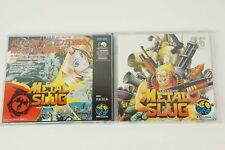 Metal Slug NCD SNK Neogeo CD From Japan