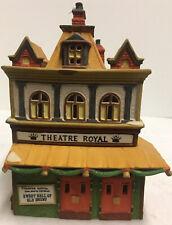 Dept 56 Dickens Village Series - 1989 Theatre Royal #55840 Retired