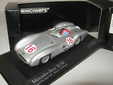 1:43 Mercedes W196 GP Italy 1954 Winner J.M. Fangio  MINICHAMPS 432543016 OVP