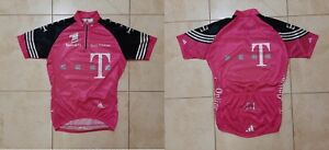 Team Telecom Cycling Shirt Size 5/M Jersey Cycle Camiseta D1 Germany