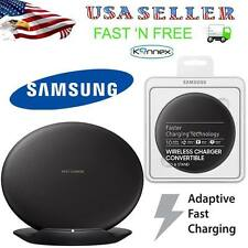 Samsung QI Wireless Charging Convertible Fast Charger Galaxy S8 EP-PG950TBEGUS