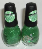 2 SINFUL COLORS Nail Color Polish  CLOVERDRIVE 2426 New