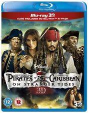 Johnny Depp 3D DVDs & Blu-ray Discs