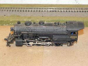 Bachmann HO 0-8-0 Steam Locomotive RUNS. No Tender