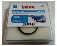Hama Protecting UV Ultraviolet Lens Filter AR Coated 43mm - 4007249701435