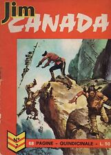 [H1E] JIM CANADA edizioni DARDO numero 7