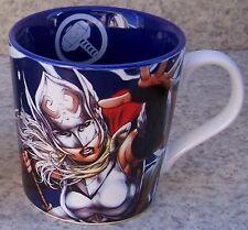 Coffee Mug Marvel Comics Thor Girl NEW 12 ounce cup with gift box