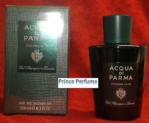 ACQUA DI PARMA COLONIA CLUB HAIR AND SHOWER GEL - 200 ml