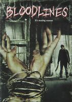 Bloodlines DVD Movie- Brand New & Sealed- Fast Ship! (VG-TF15325/VG-118)