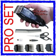 PRO ELECTRONIC CLIPPER/TRIMMER SET DOG CAT PET GROOMING