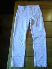 Leggings fille 8-9 ans