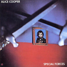 Special Forces by Alice Cooper (CD, Dec-1991, Wea)