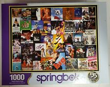 Springbok Going to the Movies Jigsaw Puzzle - 1000 Pieces