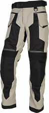 Scorpion Men's YUMA Textile/Mesh Motorcycle Touring Pants (Sand) Choose Size