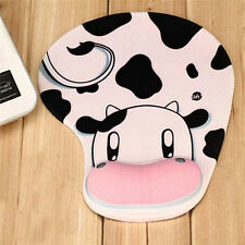 Economic Wrist Support Cloth Laptop Computer Gaming Cute Mouse Pad Keyboard Mat