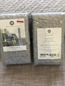 Hotel Collection pillow shams standard Qty2