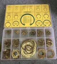 McMaster-Carr Internal Rings Kit Number-98553A060 25 Sizes