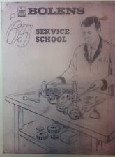 Bolens Lawn Garden Tractor 1965 Overhaul Service Repair Manual 1000 900 800 600