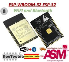 ESP-WROOM-32 ESP32 ESP-32S ESP-32 Bluetooth and WIFI Dual Core CPU DOIT