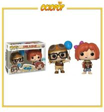 Funko pop Carl y Ellie Limited Edition pack Disney Up