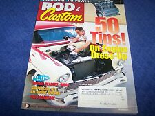 Rod & Customs  Magazine, Hot Rod,Rat Rod.Back Issue Oct. 2004