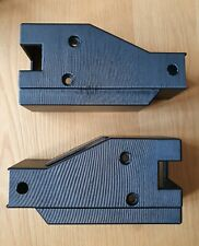 CASE DAVID BROWN 90 94 SERIES TRACTOR DOOR LOCK COVERS - 1 PAIR