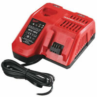 Milwaukee M12-18 FC 18V Rapid Battery Charger With Vat Receipt Fast charger