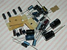 Hantarex MTC9000 / MTC-9000 Cap Kit for Monitor Repair