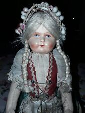 DOLL Ancienne poupée Poland ?Germany?