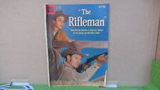 1959 Comic Book / FOUR COLOR #1009 / THE RIFLEMAN / 2.0 Good / Heavy Spine Roll