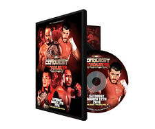 Official ROH Ring of Honor - Conquest Tour 2016 Philadelphia 12/03/16 Event DVD