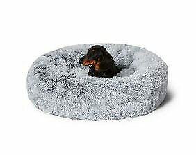 Snooza Calming Cuddler Bed : Silver Fox Extra Large